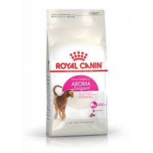 Royal Canin exigent aromatic корм для кошек привередливых к аромату продукта 10 кг.