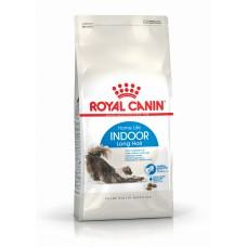 Royal Canin Indoor longhair корм для длинношерстных кошек от 1 года до 7 лет 0,4 кг.