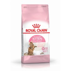 Royal Canin kitten Sterilised корм для стерилизованых котят от 6 до 12 мес 0,4 кг.