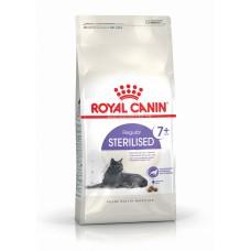 Royal Canin Sterilised 7+ корм для стерилизованных кошек от 7 лет 0,4 кг.
