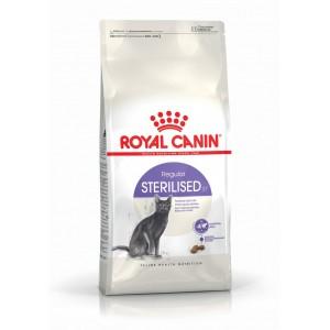 Royal Canin Sterilised корм для стерилізованих котів від 1 до 7 років 2 кг.