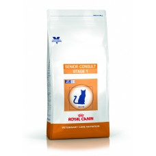 Royal Canin senior stage 1 корм для котов от 7 лет, имеющих признаки старения 1,5 кг.