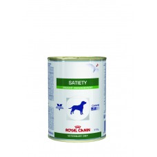 Royal Canin satiety weight management Canine cans консерви для собак для контролю надмірної ваги 0,41 кг.