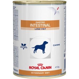 Royal Canin gastro-intestinal low fat Canine cans консервы для собак при нарушении пищеварения 0,41 кг.