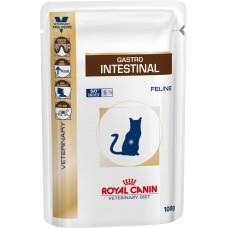 Royal Canin gastro-intestinal feline pouches влажный корм для кошек при нарушении пищеварения 0,085 кг.