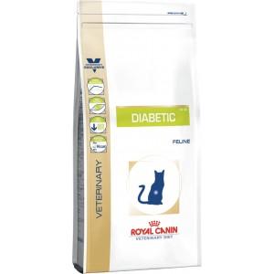 Royal Canin diabetic feline pouches корм для котів при цукровому діабеті 0,4 кг.