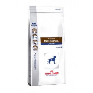 Royal Canin gastro intestinal Junior Canine корм для щенков при нарушениях пищеварения 2,5 кг.