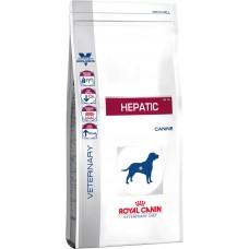 Royal Canin hepatic Canine корм для собак при заболеваниях печени, пироплазмозе 12 кг.