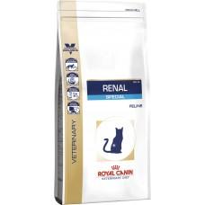 Royal Canin renal feline special корм для взрослых кошек с хронической почечной недостаточностью 0,5 кг.