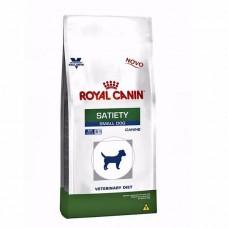 Royal Canin satiety small dog корм диета для взрослых собак весом до 10 кг контроль избыточного веса 1,5 кг.