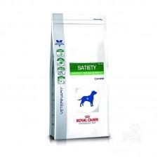 Royal Canin satiety weight management Canine корм ветеринарная диета для собак контроль избыточного веса 12 кг.