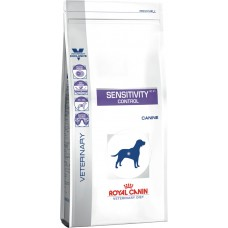 Royal Canin sensitivity Canine корм для собак с пищевой аллергией или непереносимостью 1,5 кг.