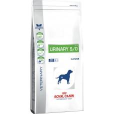 Royal Canin urinary Canine корм для собак при лечении и профилактике мочекаменной болезни 14 кг.