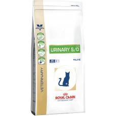 Royal Canin urinary s/o feline корм для кошек при лечении и профилактике мочекаменной болезни 0,4 кг.