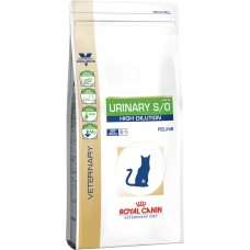 Royal Canin urinary s/o feline high dilution корм для кошек при лечении мочекаменной болезни 0,4 кг.