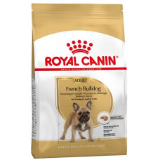 Royal Canin french bulldog Adult корм для собак от 12 месяцев 3 кг.