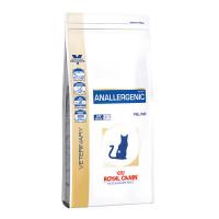 Royal Canin Anallergenic Feline корм для кошек при пищевой аллергии и непереносимости кормовых продуктов 4 кг