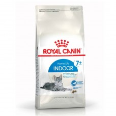 Royal Canin Indoor 7+ корм для кошек от 7 лет, живущих в помещении 0,4 кг.