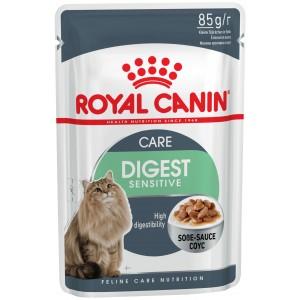 Royal Canin Digest Sensitive влажный корм для кошек с чувствительным пищеварением 0,085 кг.