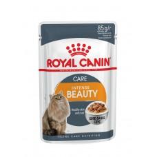 Royal Canin intense beauty влажный корм для поддержания красоты шерсти кошек от 1 года 0,085 кг.