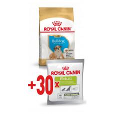 Royal Canin Bulldog Junior корм для щенков до 12 месяцев 12 кг.