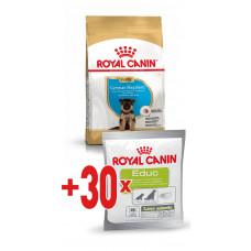 Royal Canin German Shepherd Junior корм для щенков до 15 месяцев 12 кг.