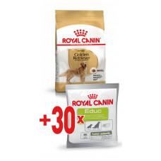 Royal Canin golden retriever (золотистый ретривер) Adult корм для собак от 15 мес 12 кг.