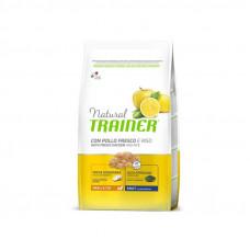 Trainer Natural Adult Mini сухой корм для взрослых собак мелких пород с курицей, рисом и алоэ вера 7 кг