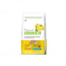 Trainer Natural Adult Light Mini сухой корм для взрослых собак мелких пород с избыточным весом 2 кг
