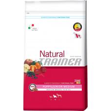 Trainer Natural Puppy&Junior Medium сухой корм для щенков и молодых собак средних пород 3 кг