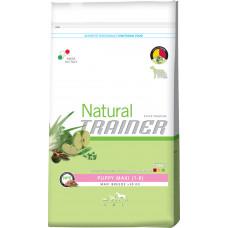 Trainer Natural Puppy Maxi сухой корм для щенков крупных пород 12 кг