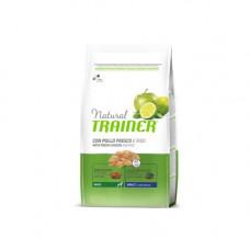 Trainer Natural Adult Maxi сухой корм для взрослых собак крупных пород с курицей, рисом и алоэ вера 3 кг
