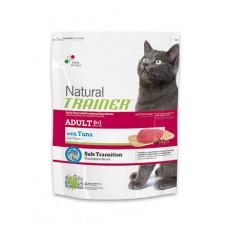 Trainer Natural Adult сухой корм для взрослых кошек с тунцом 0,3 кг