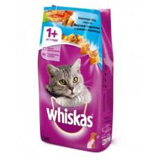 Whiskas (Вискас) консервы для стерилизованных котов лосось 350